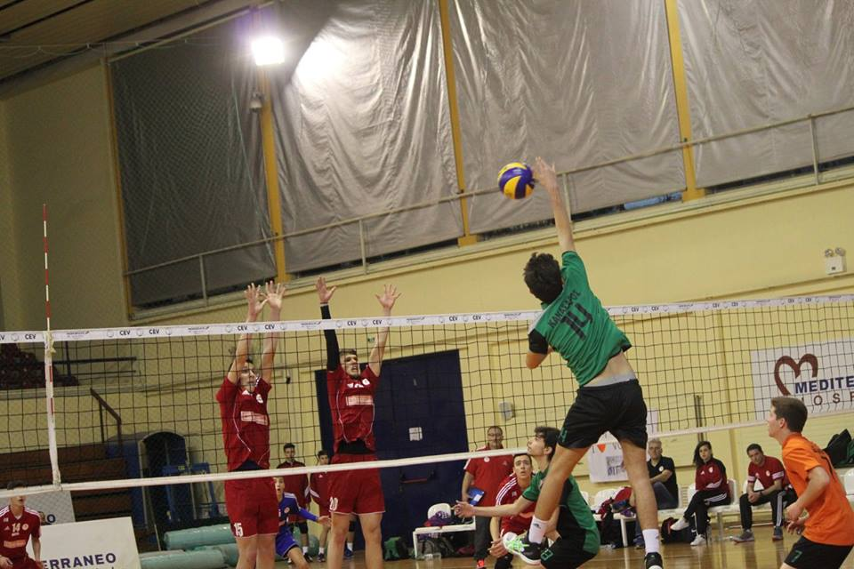 Best of Volleyball Spiking