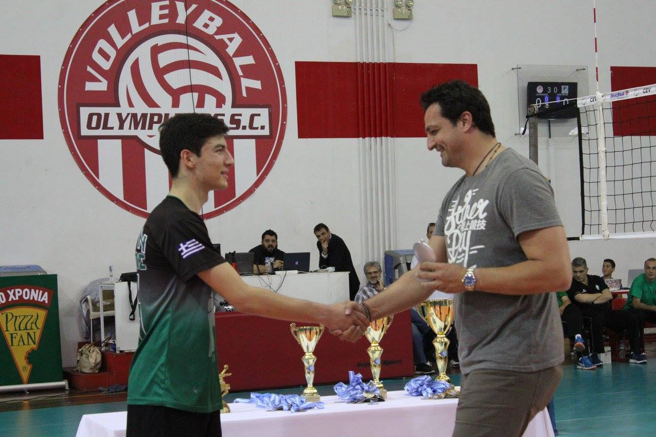Best Receiver Spiker Athens